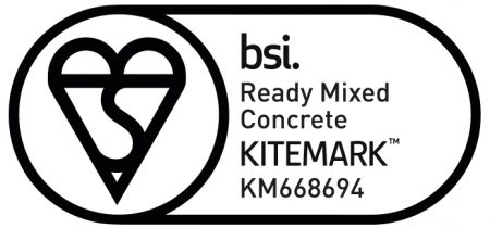 The BSI Kitemark issued to WH Roads